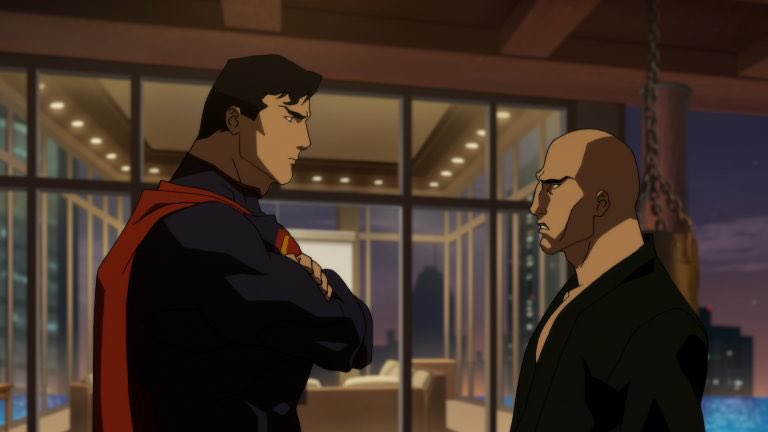 Death Of Superman Animated Movie First Stills And Cast -7875