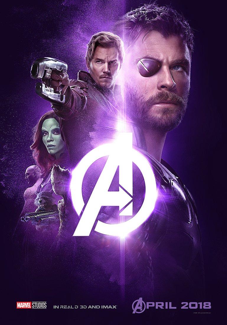 Un universo entero. De una vez por todas. #Avengers #InfinityWar https://t.co/oxvv9LiC5h