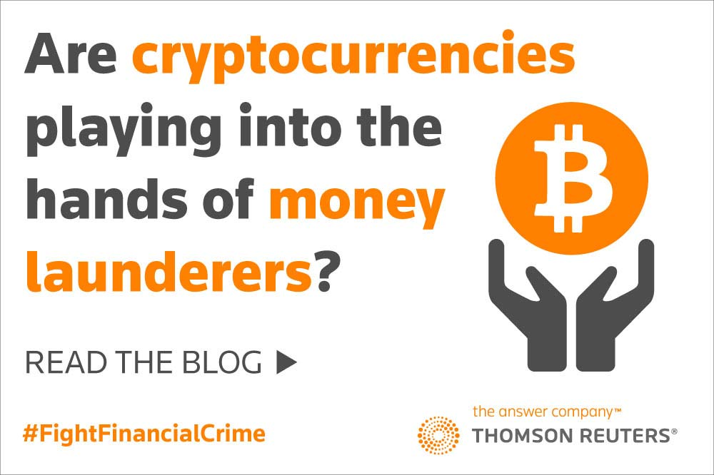 Thomson Reuters On Twitter With The Rise Of Cryptocurrencies
