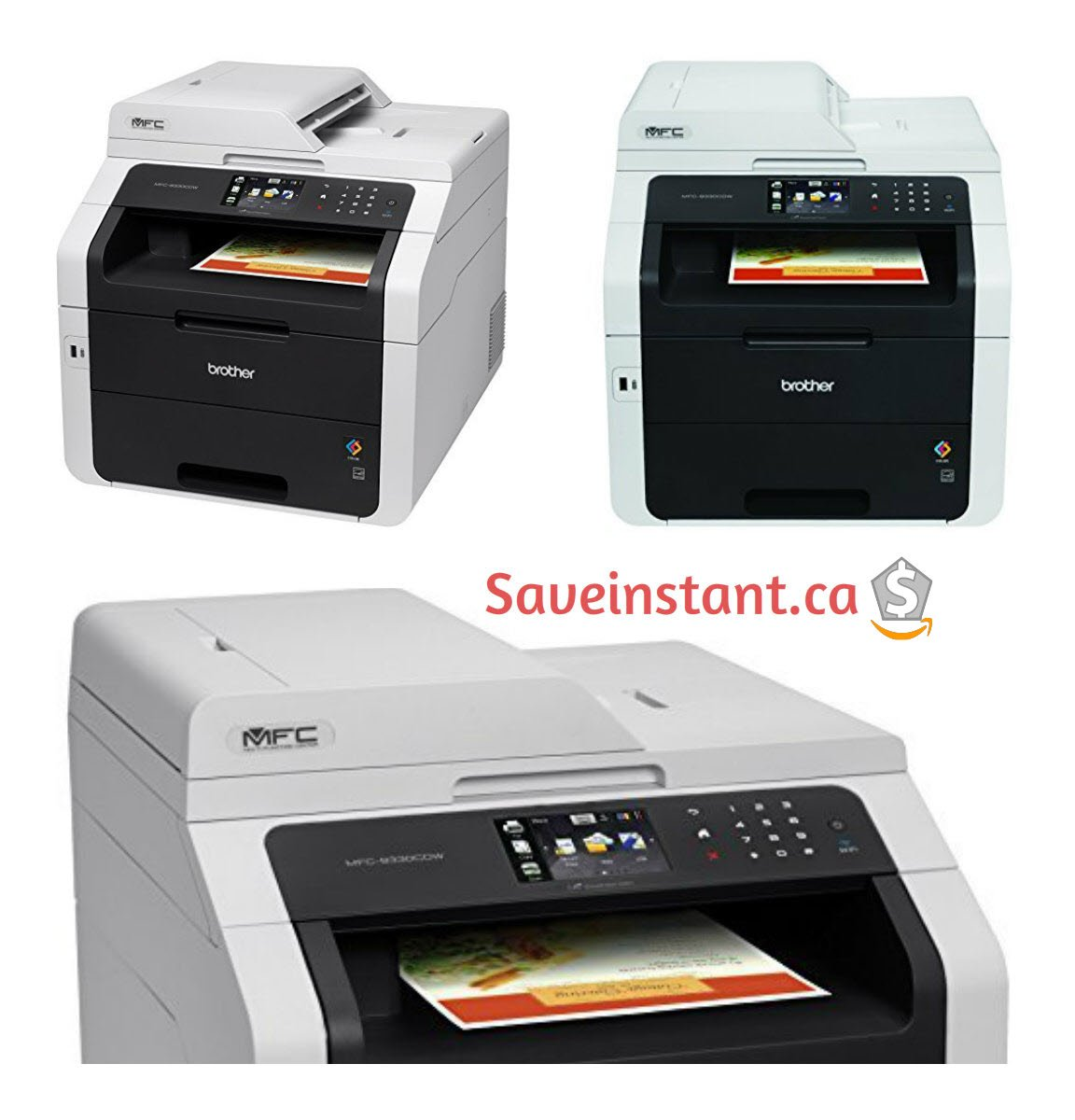 brother laser printer scanner copier fax hashtag on Twitter