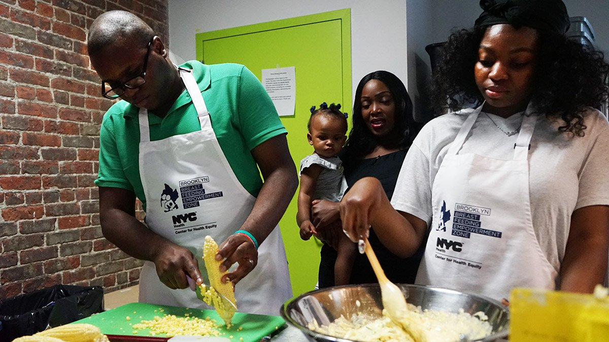 New dads! Learn how to manage stress and prevent injury to your babies at the next Brooklyn Daddy Iron Chef class in #Brownsville on 3/31! Register: https://t.co/9HE7hUAfTV
