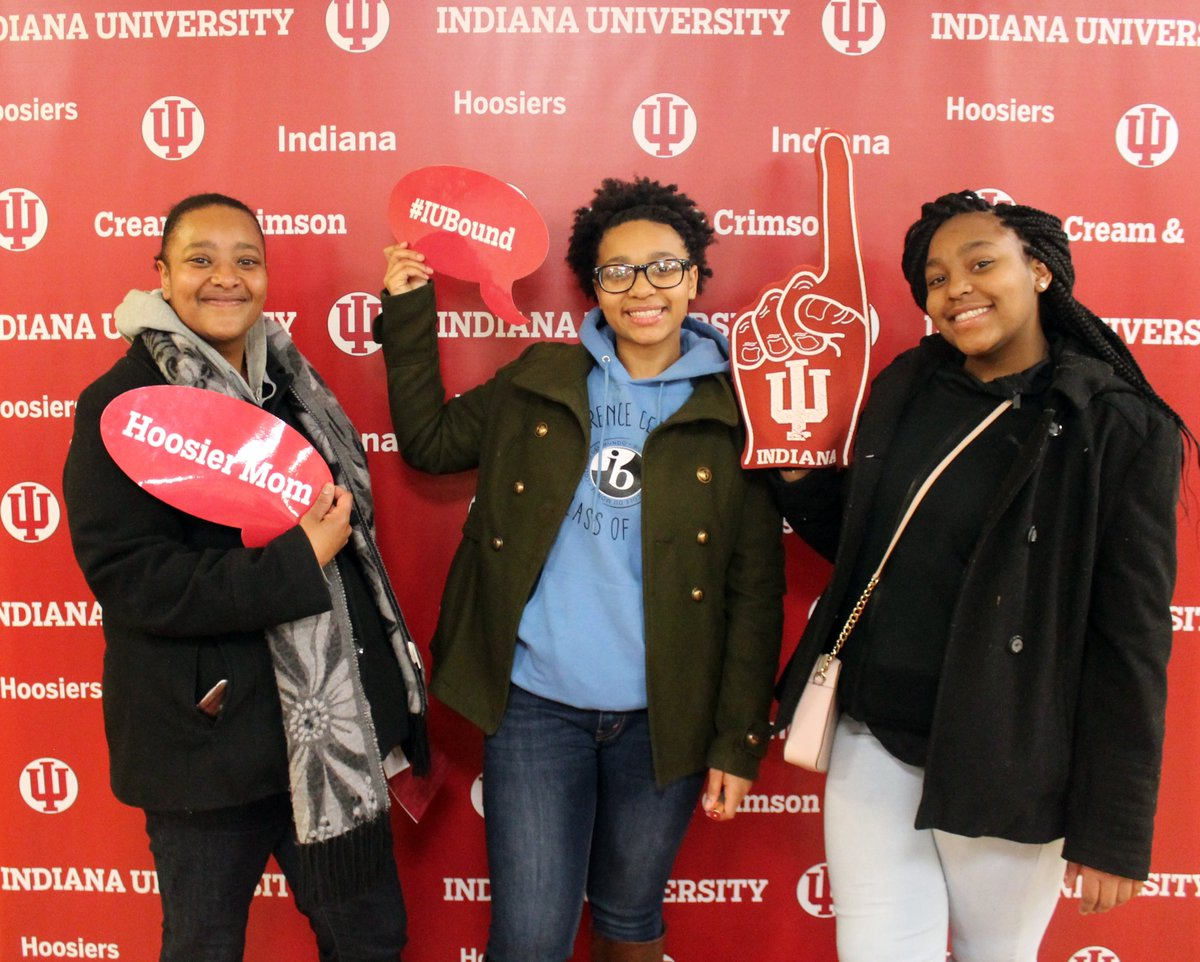 visit iu red carpet days