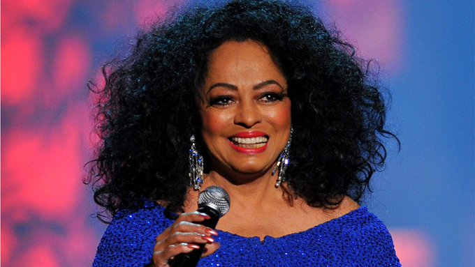 A Big BOSS Happy Birthday today to Diana Ross from all of us at The Boss!