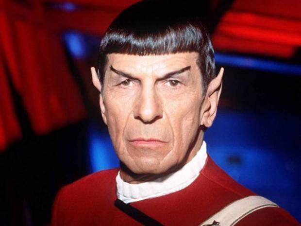 HAPPY BIRTHDAY to Mr.Spock Leonard Nimoy.May your spirit live long and prosper.