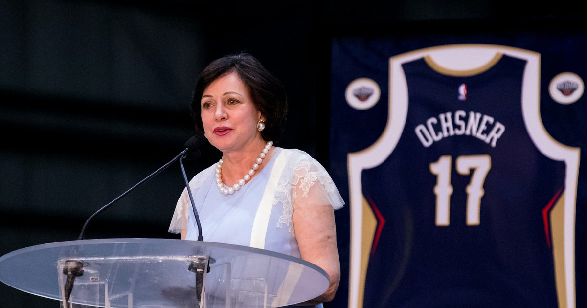 New Orleans Saints on Twitter: Gayle Benson prepared for ownership