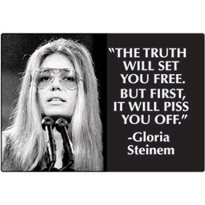 Happy Birthday Gloria Steinem! One of my favorite feminists. we owe much for your wisdom and compassion