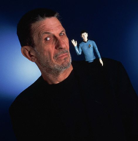 Happy birthday to Leonard Nimoy. Born March 26, 1931, West End, Boston, MA