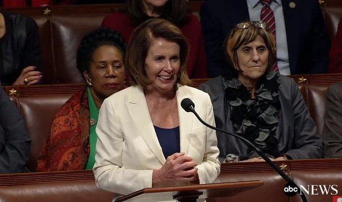 Happy 78th Birthday, Nancy Pelosi Your Present Won t Be Here Until November But It Is