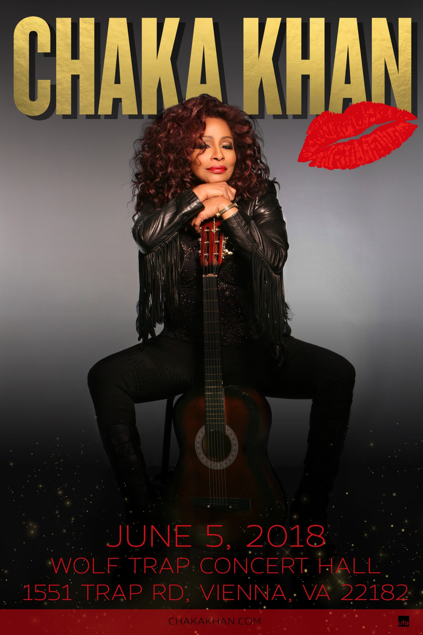 Reloaded twaddle – RT @ChakaKhan: CHAKA KHAN + NILE RODGERS & CHIC at Wolf Trap Concert Hall on...