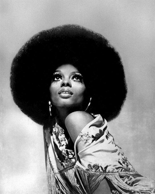 Happy 74th birthday to the legendary Diana Ross