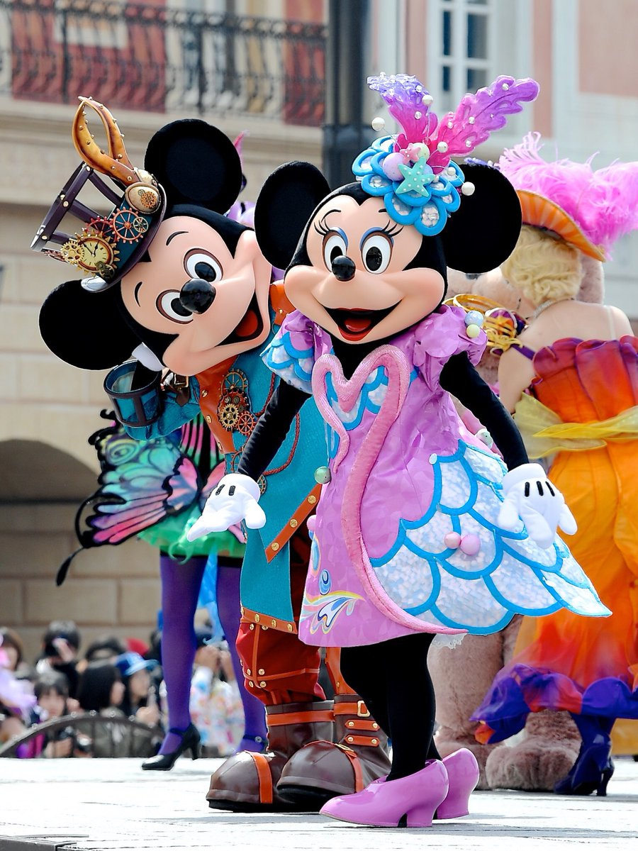 東京ディズニーシー 「ディズニー・イースター2018」 本日より開催です