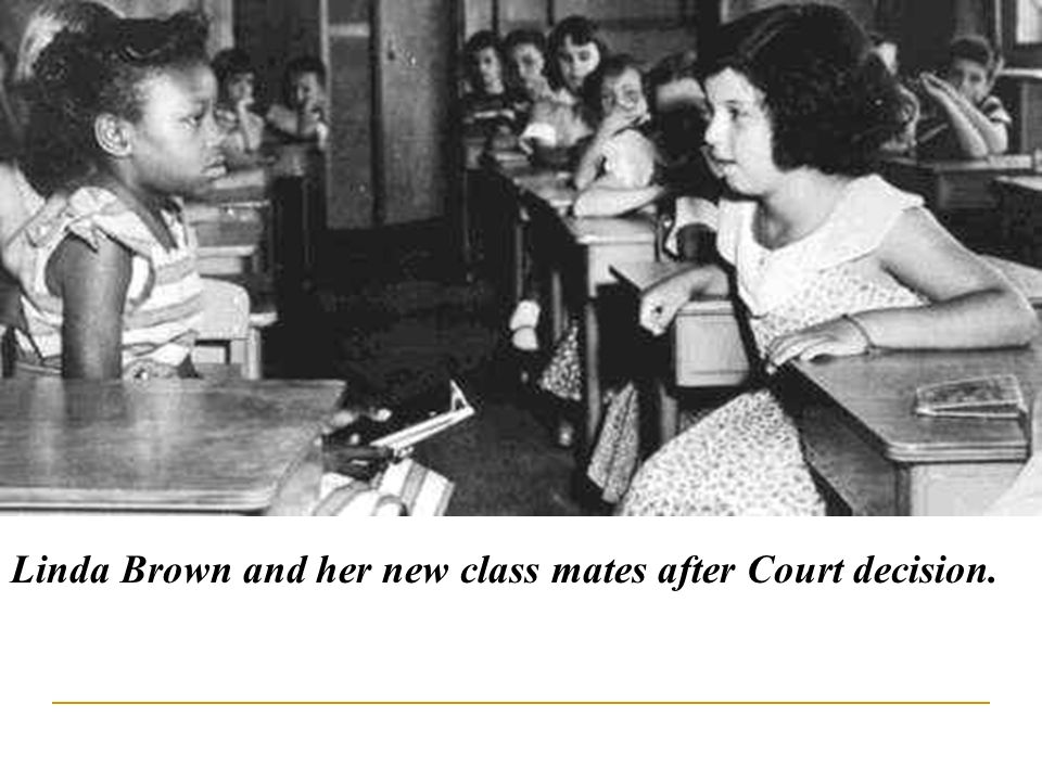 the importance of the brown v board of education to the civil rights movement in america 3 segregated education in grammar schools and high schools, permissible under plessy, met its demise in 1954 with the us supreme court decision in brown v board of education , 347 us 483 (1954) two years later in hawkins v.