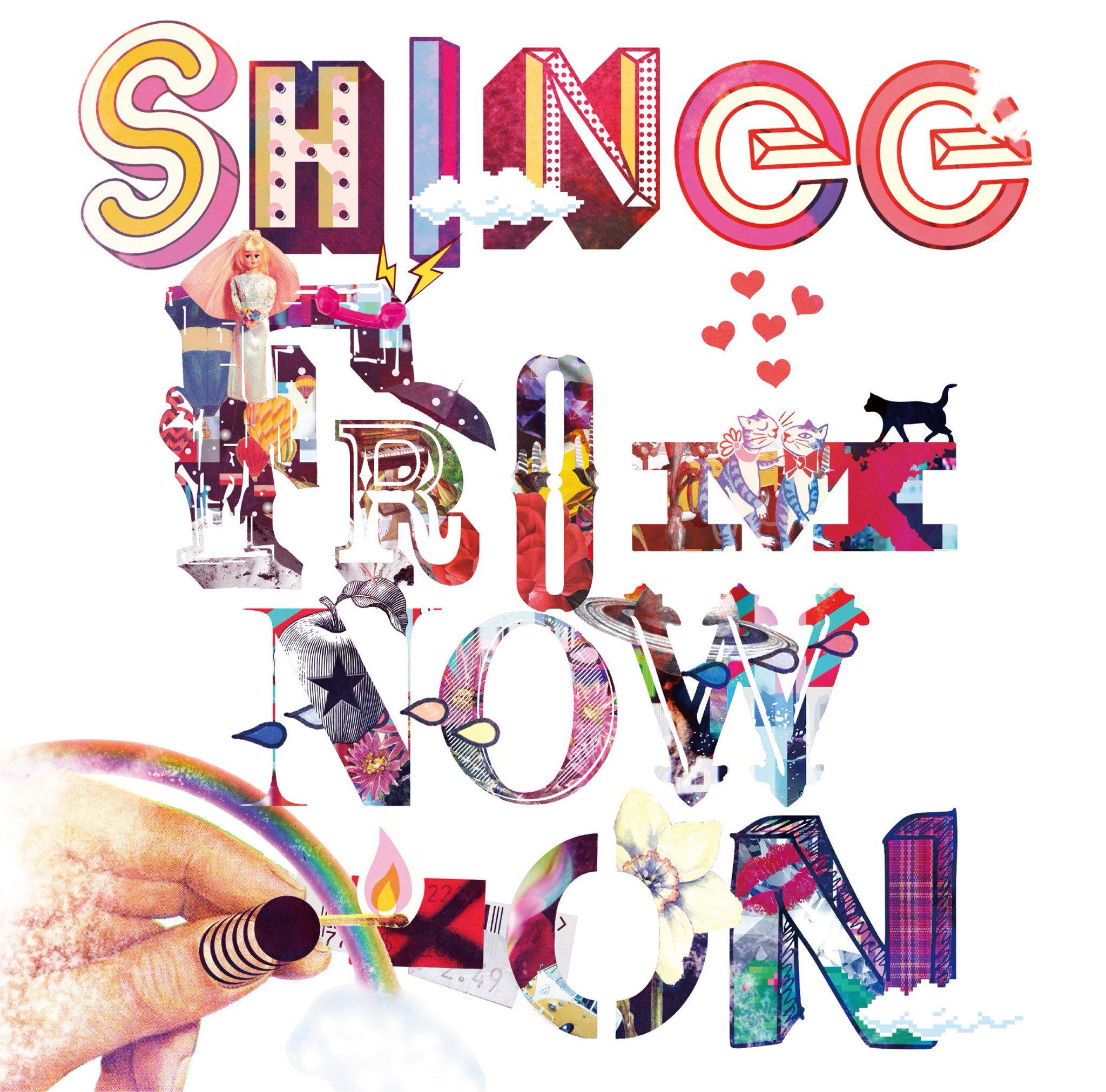 Imagini pentru shinee the best from now on album