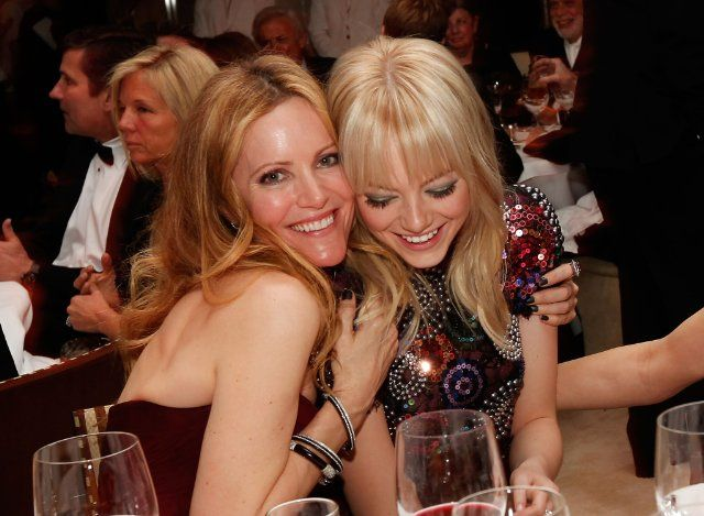 Happy Birthday to the most adorable human being, Leslie Mann!