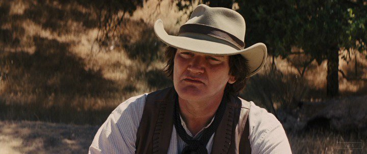 Quentin Tarantino was born on this day 55 years ago. Happy Birthday! What\s the movie? 5 min to answer!