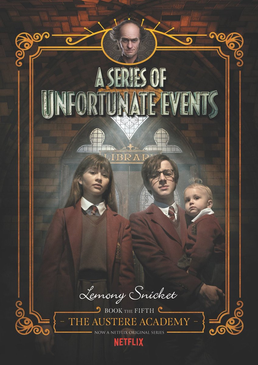 Re: A Series of Unfortunate Events / EN