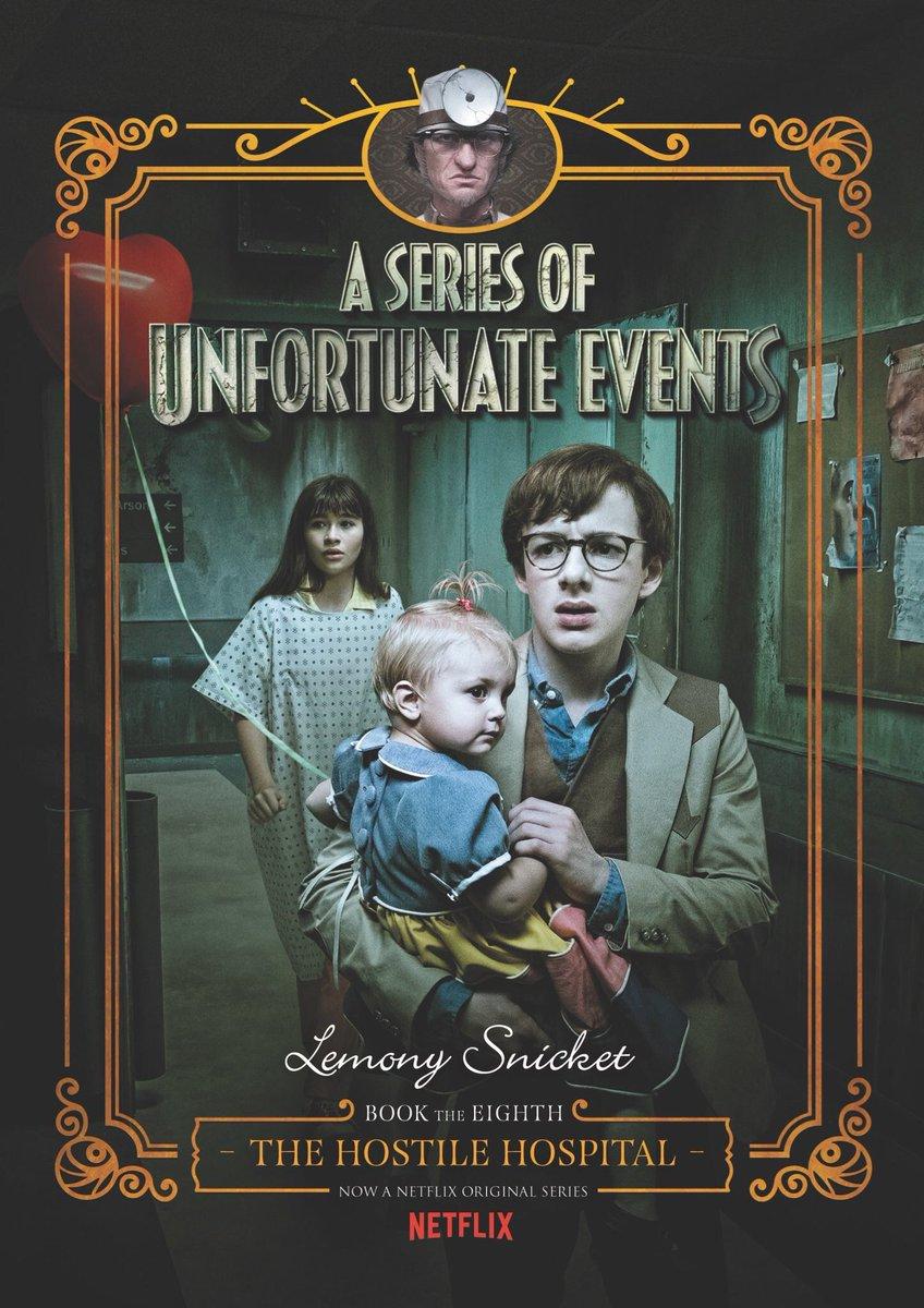 Book Cover Series Netflix : A series of unfortunate events unfortunatetv twitter