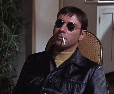 Happy 84th birthday to my guy, Mr. Alan Arkin!!  Let\s do lunch.