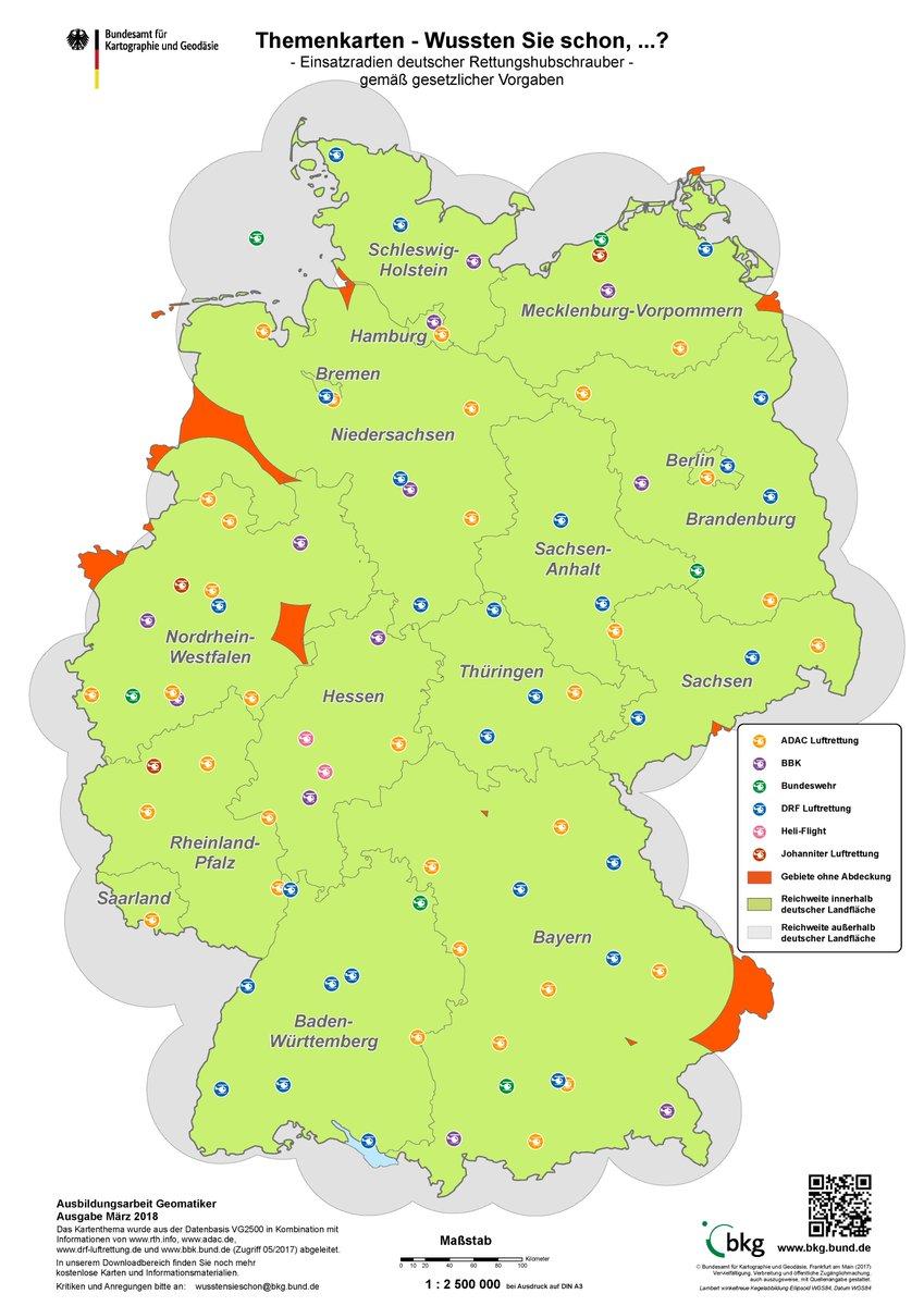 Karte Baden Württemberg Kostenlos.Bkg On Twitter Unsere Aktuelle Bkg Themenkarte Zeigt Die