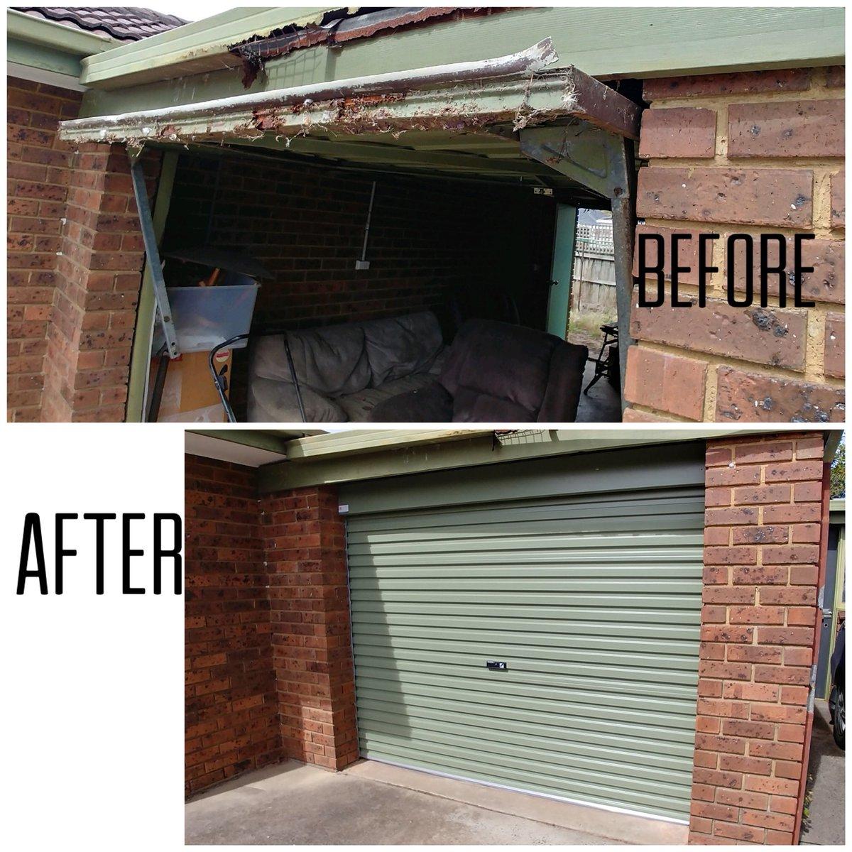 Everlift Garage Door On Twitter Tilt A Door To Roller Door What A