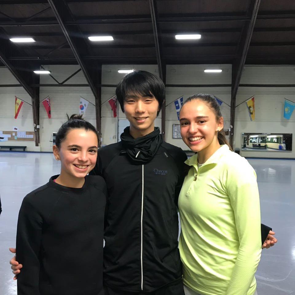 Yuzuru è a Toronto