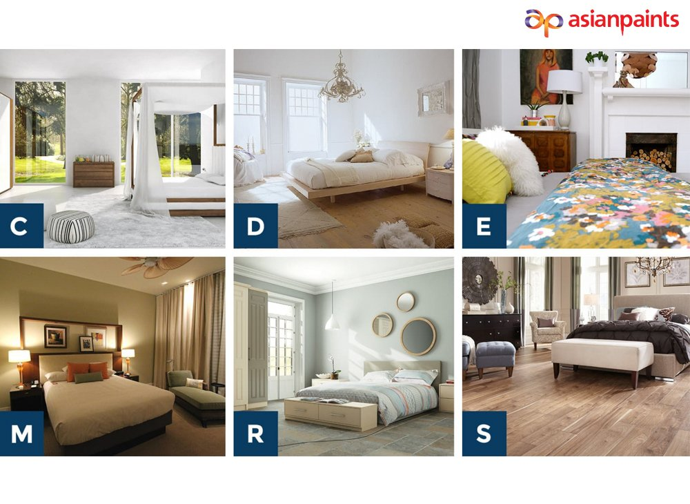 The bedroom is the room which we inject most of our personality into. Which of these are most suitable for you?  #InspiringLife #interior #homedecor #interiorinspiration #homedesign https://t.co/P8qxX7dHup