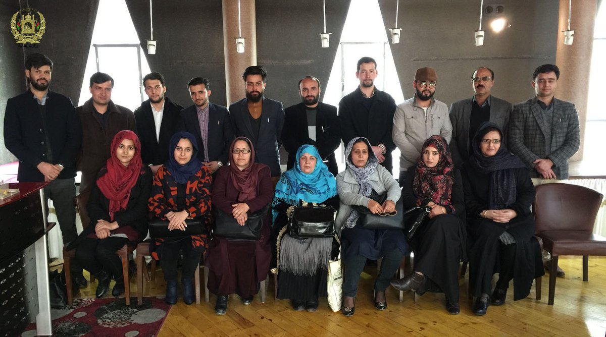برگزاری برنامۀ آموزشی رهبری توسط زنان در وزارت عدلیه moj.gov.af/fa/news/335305