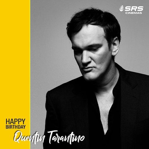 Wishing the genius behind the lens, Quentin Tarantino, a very happy birthday!