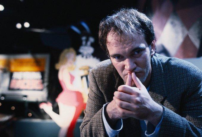 Happy Birthday Quentin Tarantino !