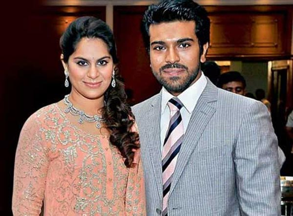 Wife wishes Mega Power Star in style  