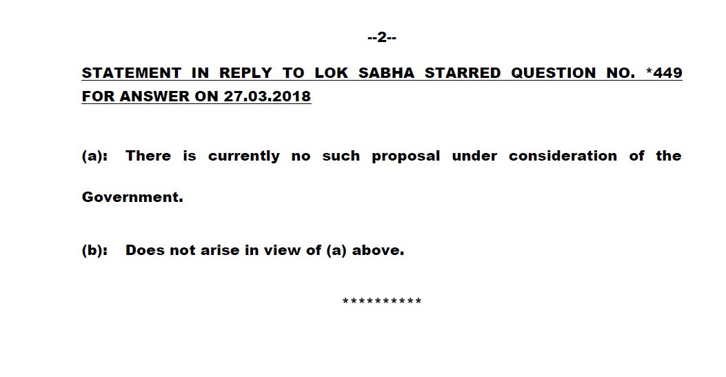 No proposal to scrap Article 370, MHA tells Lok Sabha