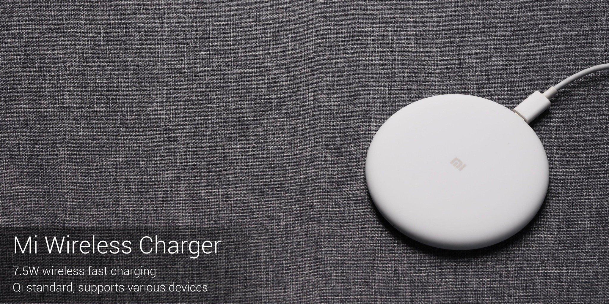 Xiaomi  #MiMIX2S Wireless Charger! mi