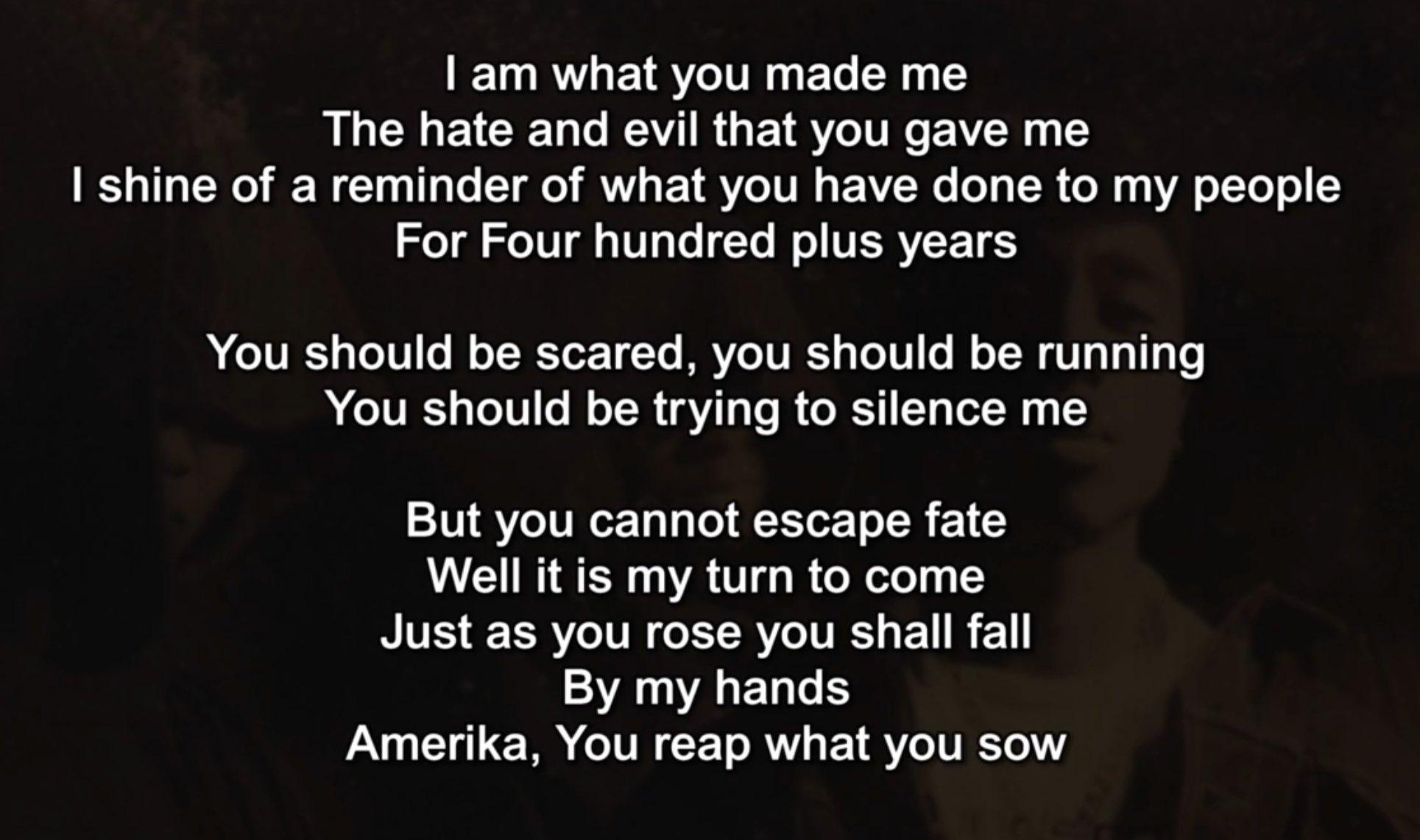 Tupac | Words of Wisdom: https://t.co/Mjfm1kfDuW