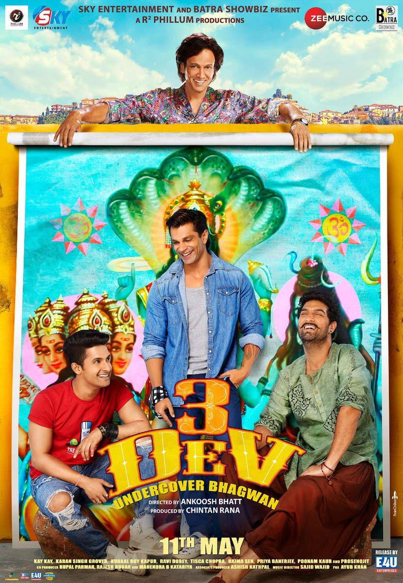 3 Dev (2018), Movie Cast, Story and Release Date