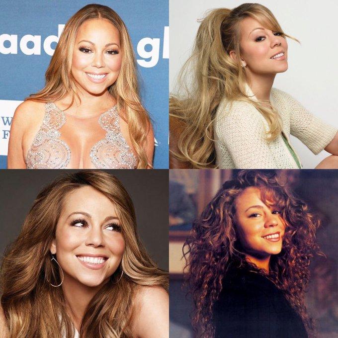 Happy 48 birthday to Mariah Carey . Hope that she has a wonderful birthday.