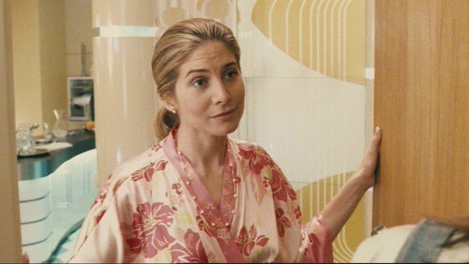Elizabeth Mitchell was born on this day 48 years ago. Happy Birthday! What\s the movie? 5 min to answer!