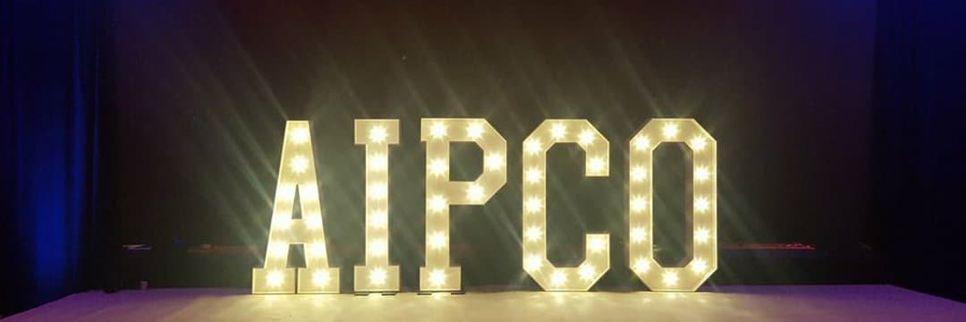 Loving the new #AIPCO2018 #profilepic #Twitter on stage at this year&#39;s #AIPCO #conference #hollywoodledletters #giantLEDlights #lightupletters #Ireland #LoveKerry #MakeItIreland @MeetInIreland @SiteIreland @AIPCO_Ireland @GreatSouthernKy <br>http://pic.twitter.com/5IHx1Va2iy