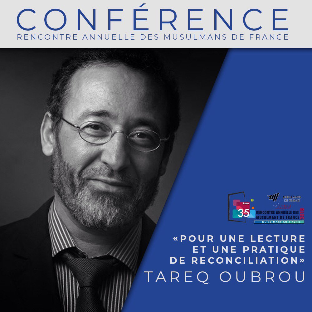 Rencontre des musulmans du Bourget : les soutiens de Tariq Ramadan mobilisent
