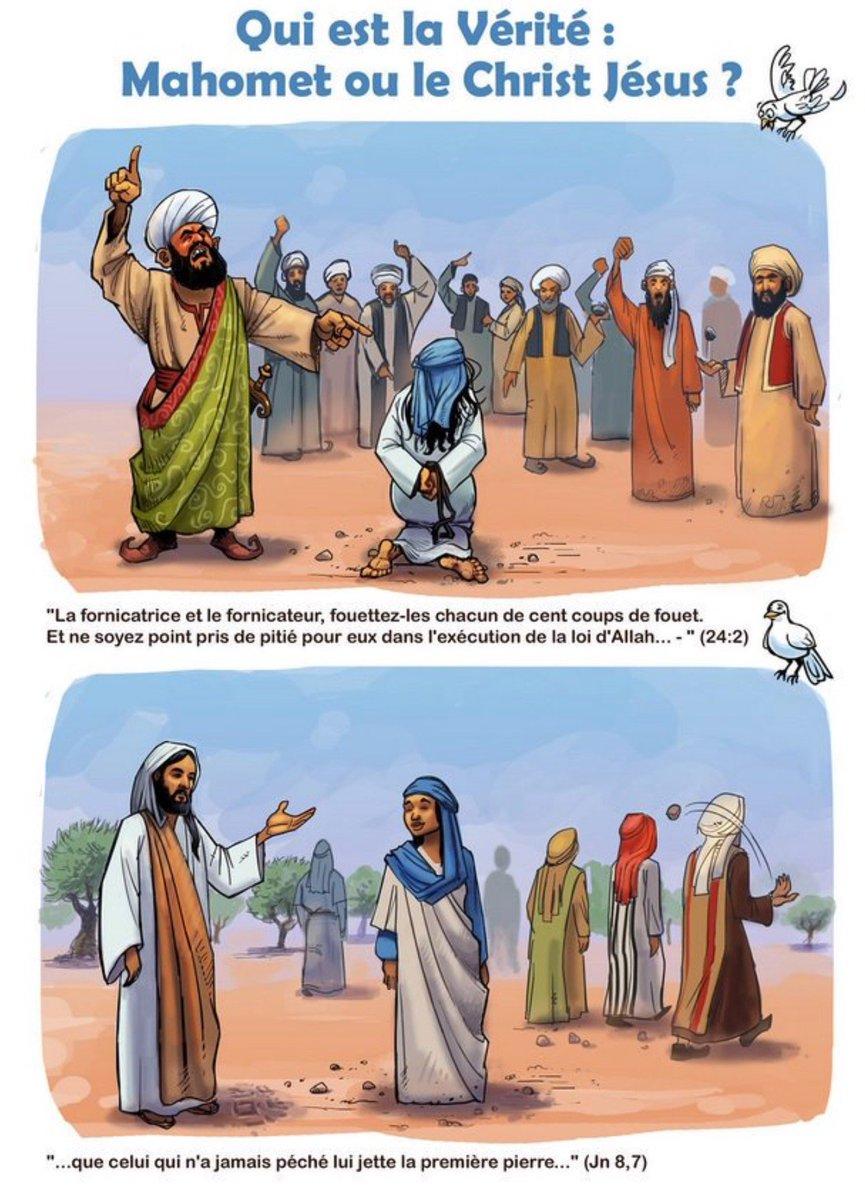 Les différences entre Mohamed et Jésus ? DZS_mgSW4AAlFGO