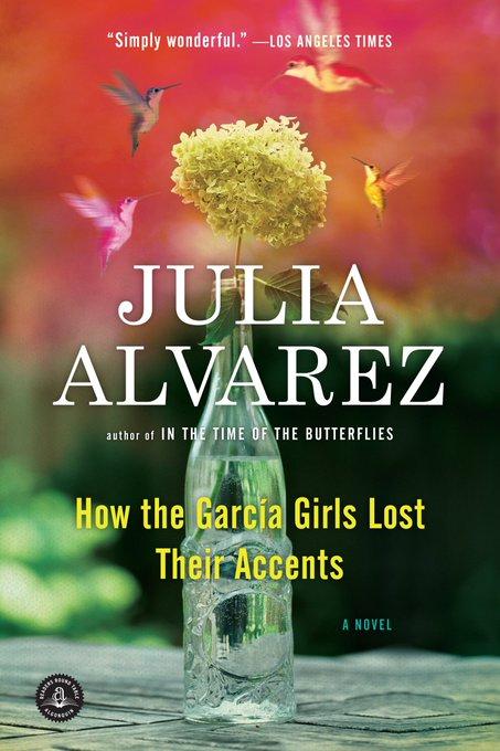 Happy Birthday, Julia Alvarez!