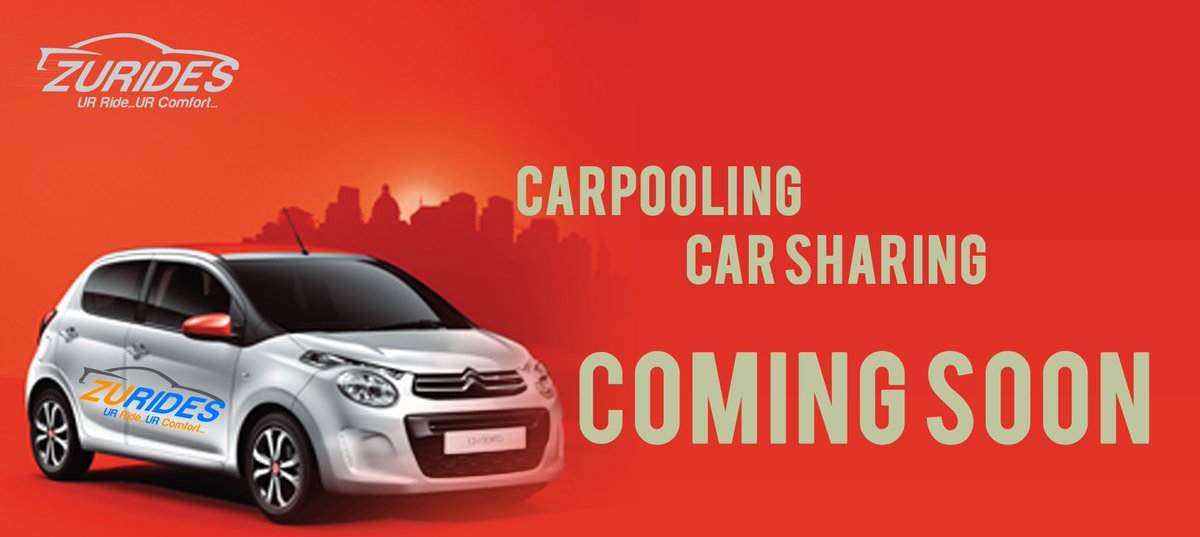 CarpoolingService hashtag on Twitter