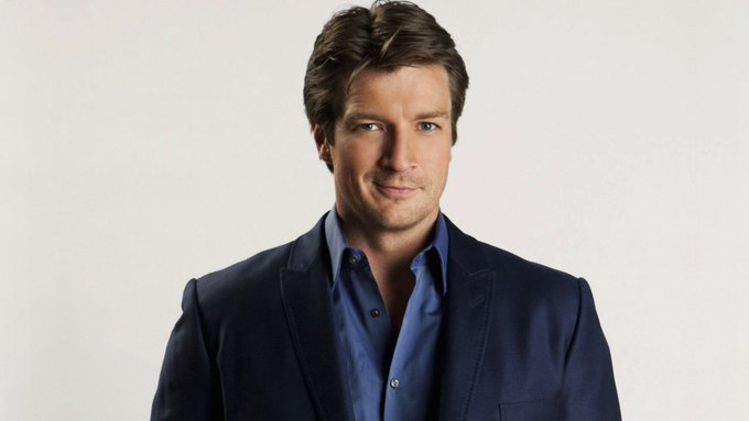 Happy Birthday, Nathan Fillion!