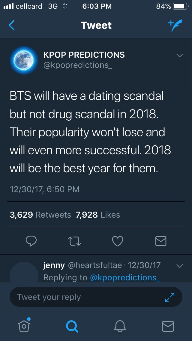KPOP PREDICTIONS on Twitter: