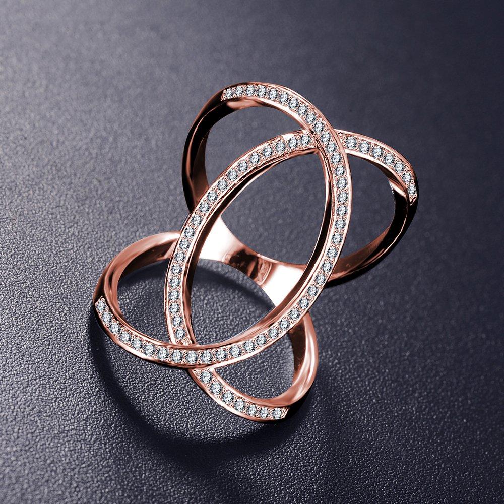 кольцо необычной формы фото это