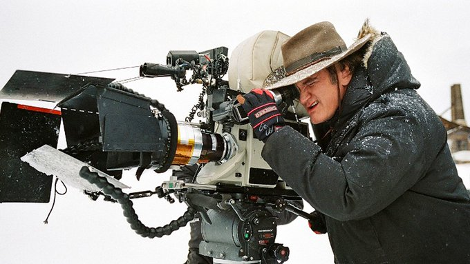 Happy Birthday  Quentin Tarantino  27.03.