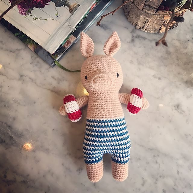 crochet crush : Lalylala, the best amigurumi do... | 640x640
