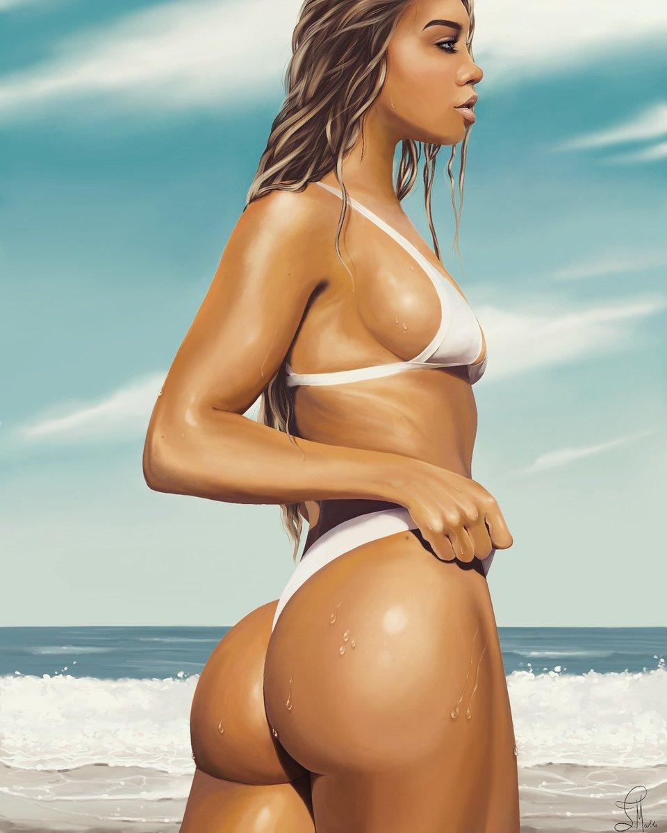 Think, babe bikini g string think, that