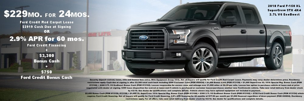 Gene Latta Ford >> Gene Latta Ford On Twitter Don T Miss Out On Ford Truck