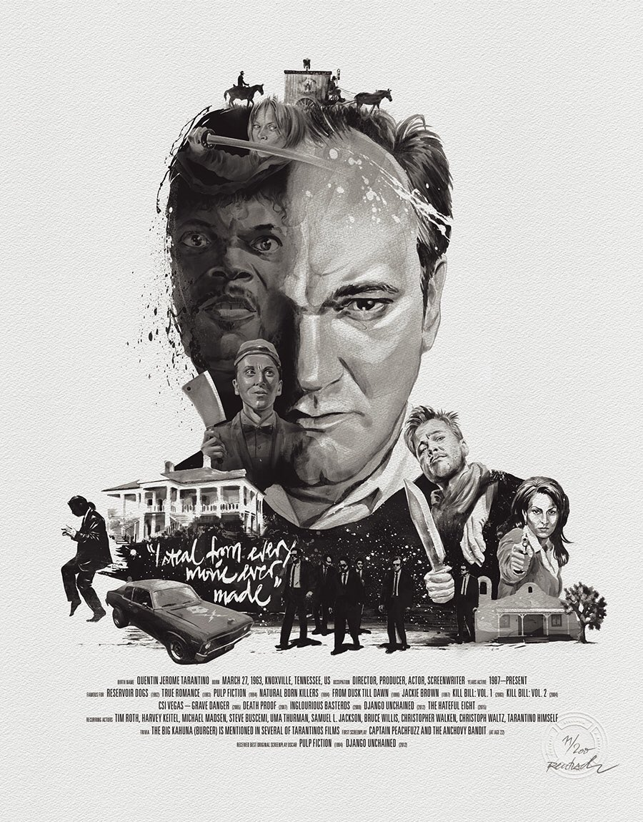 Happy Birthday Quentin Tarantino