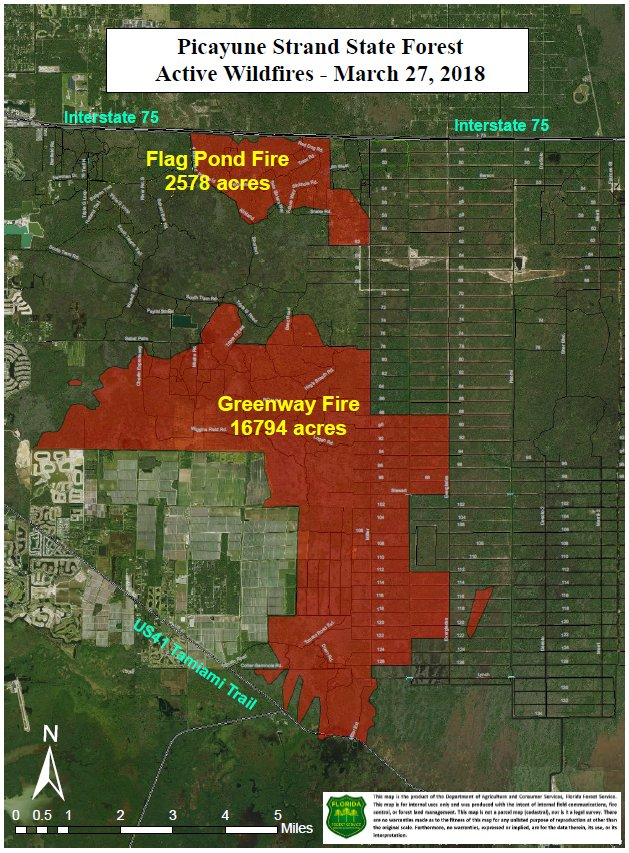 Collier County Wildfire Map.Caloosahatchee Fc On Twitter Fire Map Greenwayfire Flagpondfire